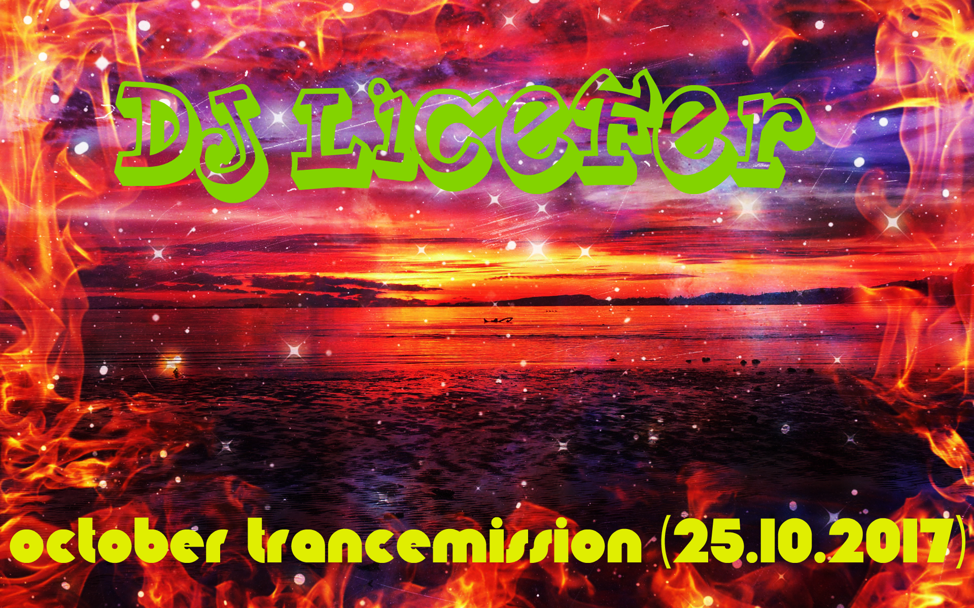 Dj Licefer - October Trancemission (25.10.2017) ()