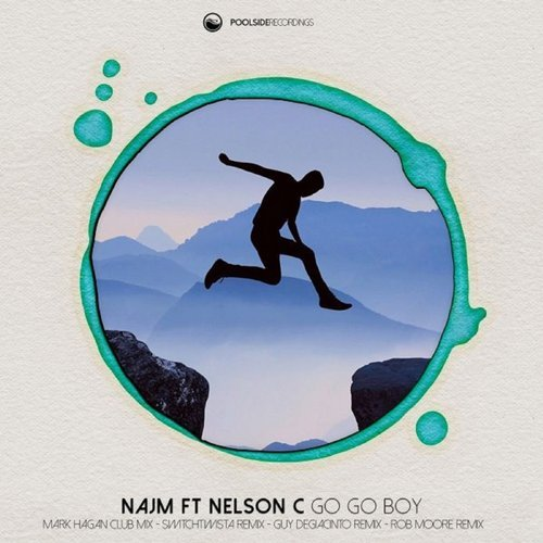 NAJM - Go Go Boy (feat. Nelson C) (Guy Degiacinto Tribal Instrumental)
