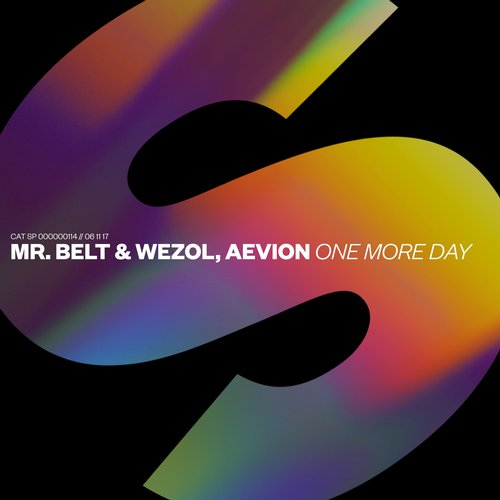 Mr. Belt & Wezol Ft. Aevion - One More Day (Extended Mix)