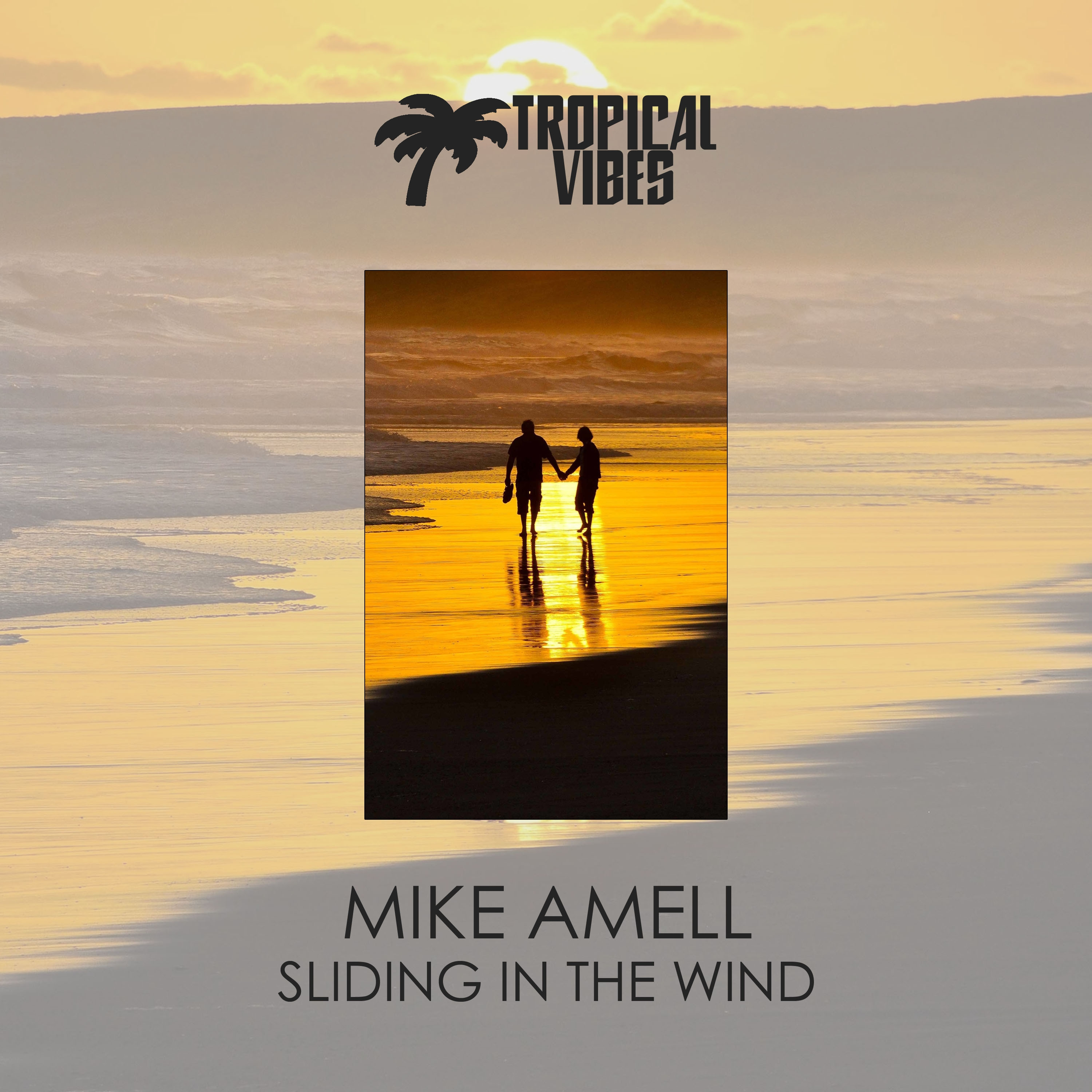 Mike Amell - Sliding In The Wind (Original mix)