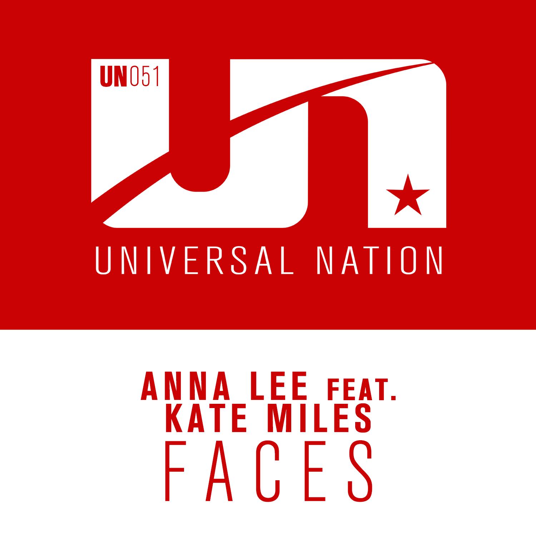 Anna Lee feat. Kate Miles - Faces  (Manuel Le Saux Mix)