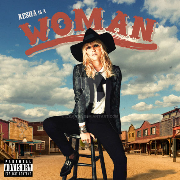 Kesha Ft. The Dap-Kings Horns - Woman (Dave Audé Pride Extended Mix)