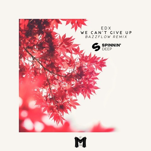 EDX - We Can\'t Give Up (Bazzflow Remix)