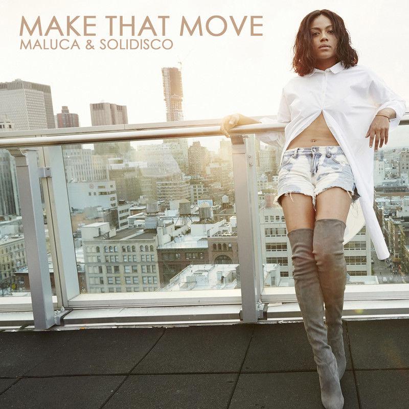 Maluca, Solidisco - Make That Move (Original Mix)