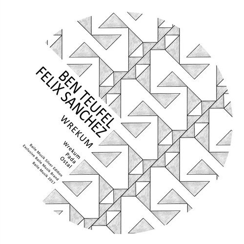 Ben Teufel, Felix Sanchez - Wrekum (Original Mix) ()