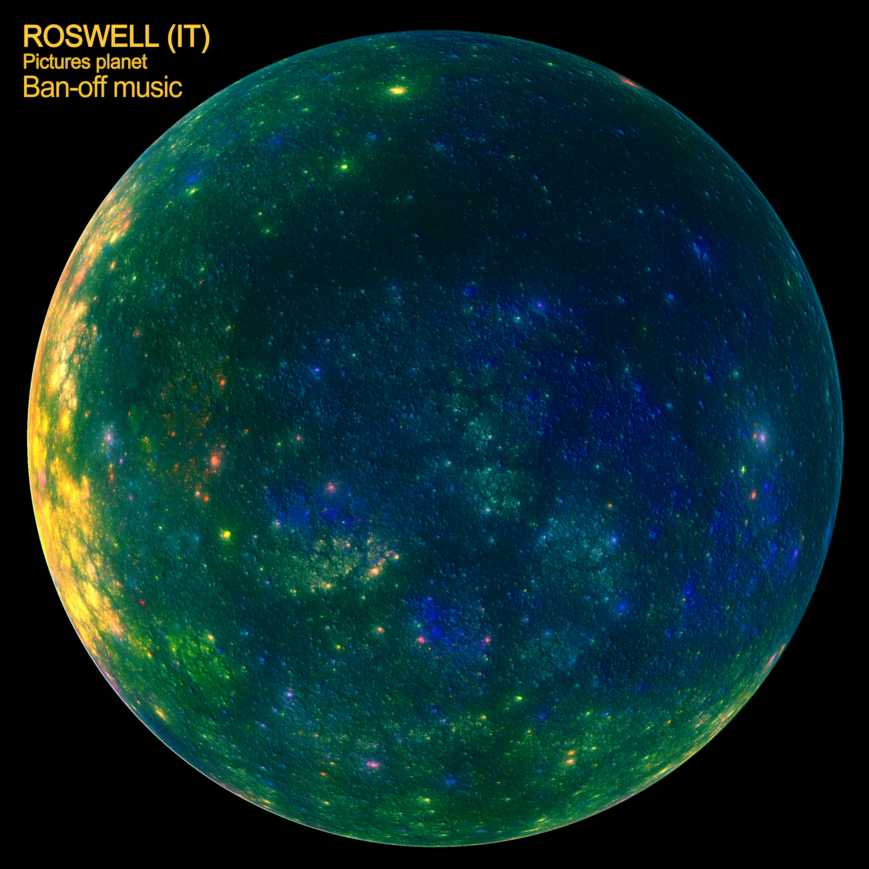 Roswell (IT) - Pictures World (Original mix)