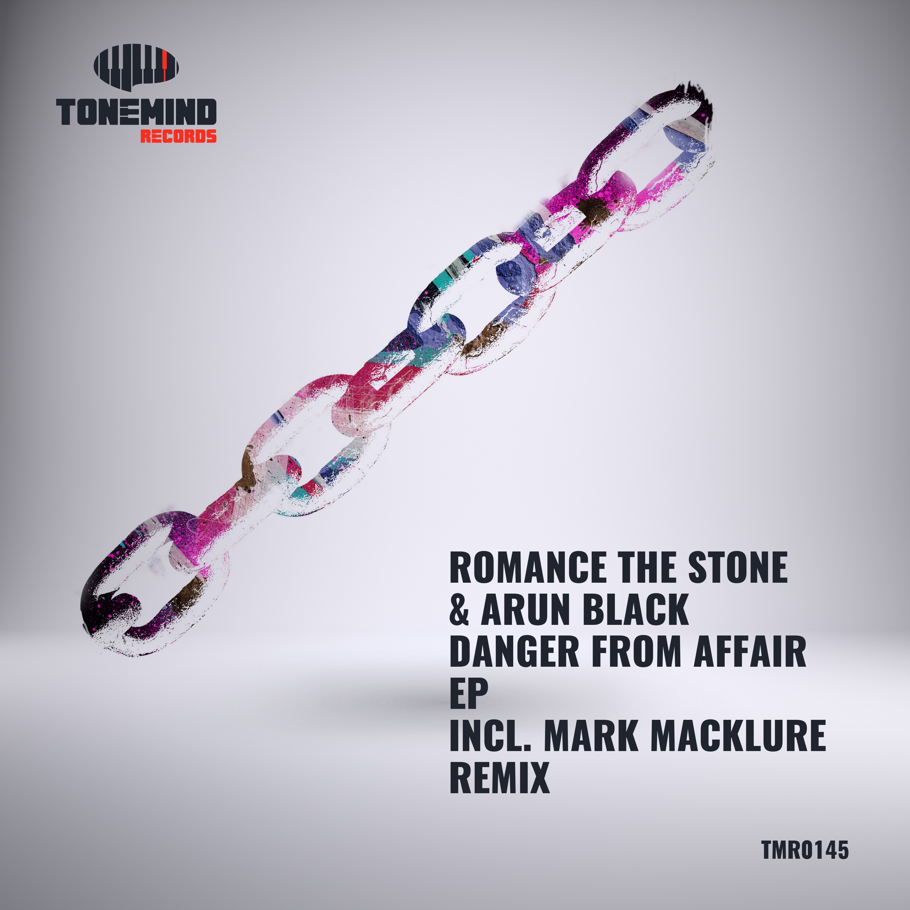 Romance The Stone & Arun Black - Danger From Afair (Mark Macklure remix)