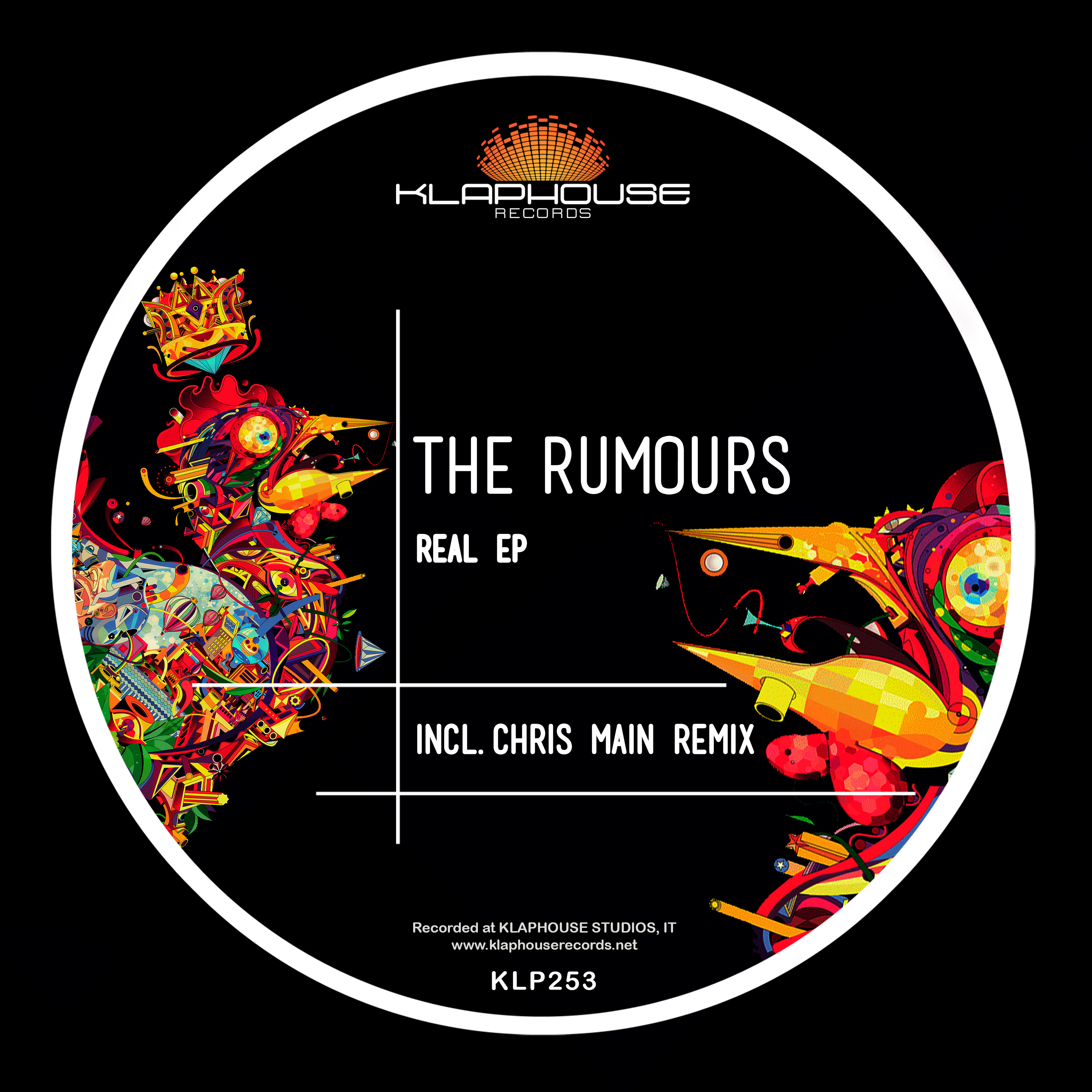 The Rumours - The Real Shit (Chris Main remix)