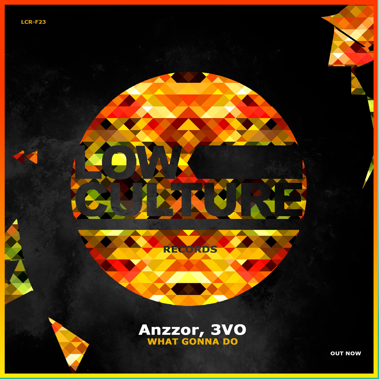Anzzor & 3VO - What Gonna Do (Original mix)