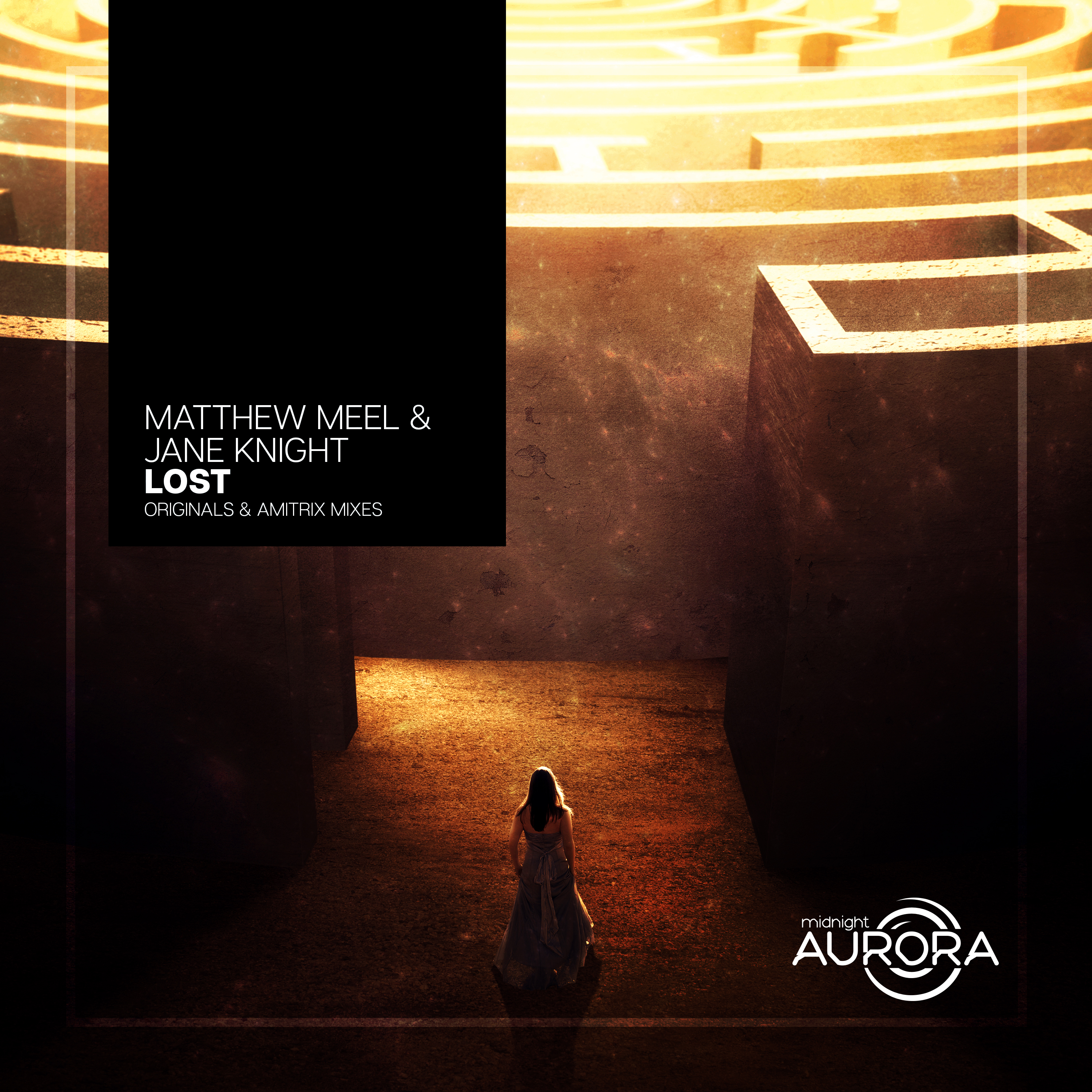 Matthew Meel & Jane Knight - Lost (Amitrix Another World Remix)