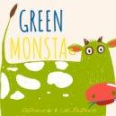 DeDrecordz & LoW_RaDar101 - Green Monsta (Original mix)