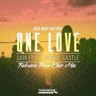 Mad Man Factory & Fabrizio Fiore - One Love (Instrumental)
