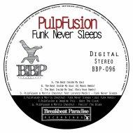 PulpFusion & Imagine This - Beat The Clock (feat. Imagine This) (Original Mix)