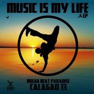 Calagad 13 - The Fonkey Callin\' (Instrumental)