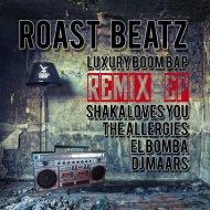 Roast Beatz  &  Action Bronson  &  Jehst Brotherman  &  Stig of the dump  - Heavy Ear Play (feat. Action Bronson, Jehst Brotherman & Stig of the dump) (DJ Maars Remix)