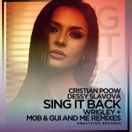 Cristian Poow  &  Dessy Slavova  - Sing It Back (M0B & Gui And Me Remix)