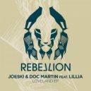 Joeski & Doc Martin feat. Lillia - B-Boy Jungle (Original Mix) ()