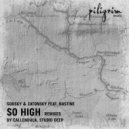 Zatonsky, Gorsky, Nastine - So High  (Studio Deep Remix)