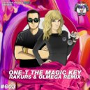 One-T - The Magic Key  (Rakurs & Olmega Remix)