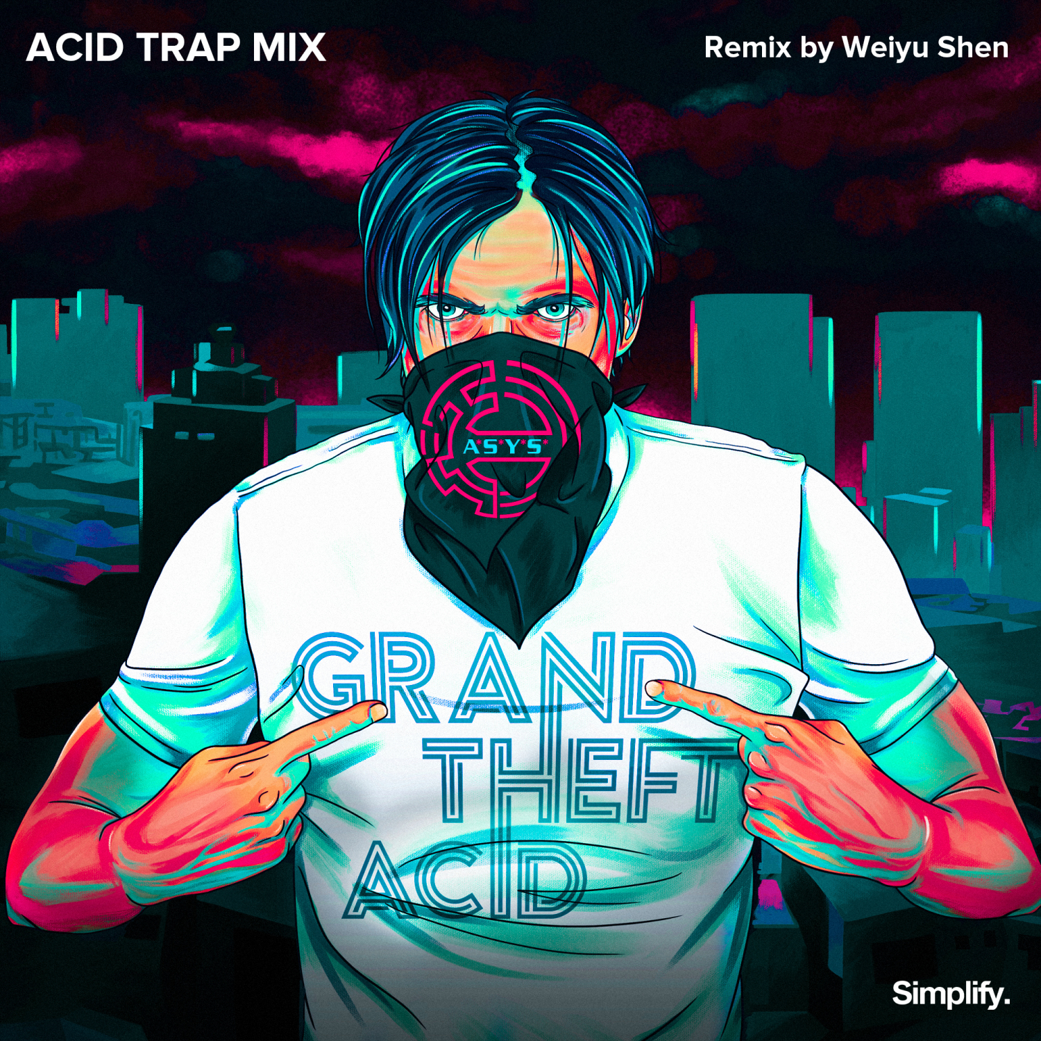 A*S*Y*S - GTA (Acid Trap Mix) ()