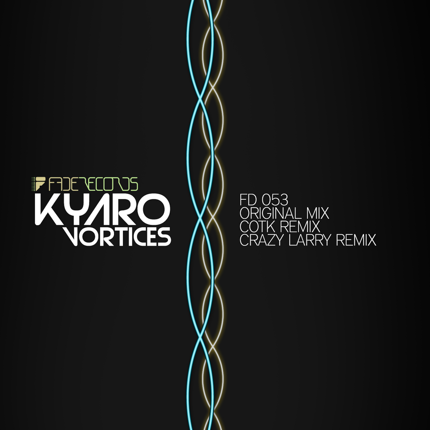 Kyaro  - Vortices (Crazy Larry Remix)