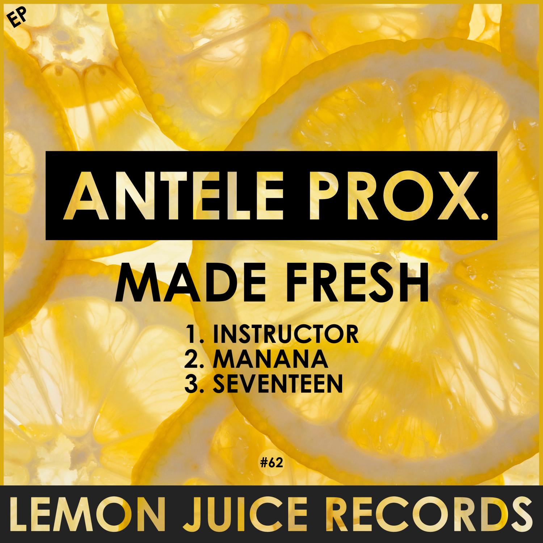 Antele Prox. - Manana (Original Mix)