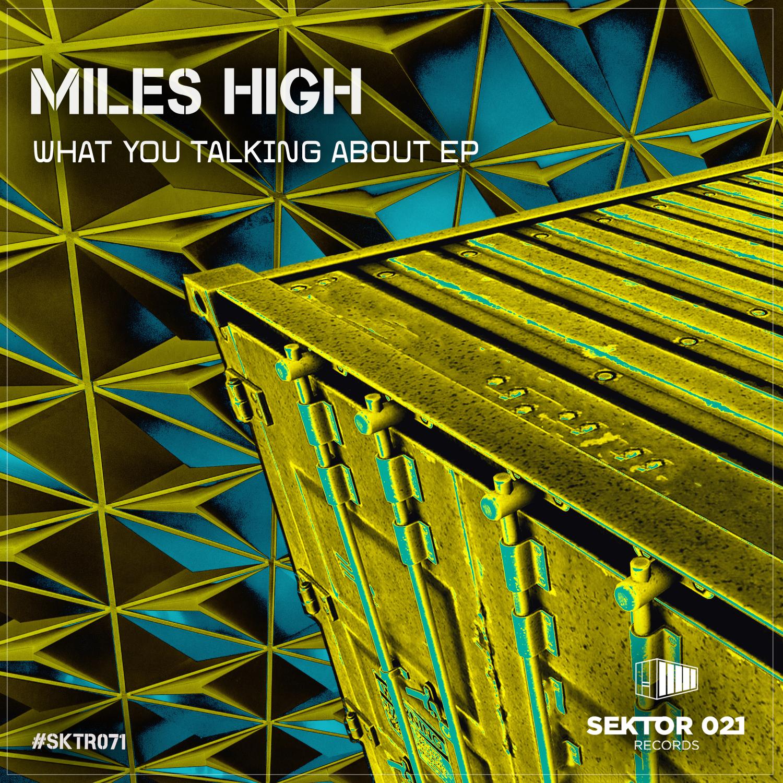 Miles High - Dobre Vibracije (Original Mix)