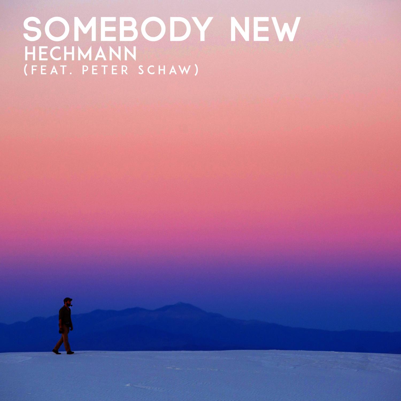 Hechmann & Peter Schaw - Somebody New (feat. Peter Schaw) (Original Mix)