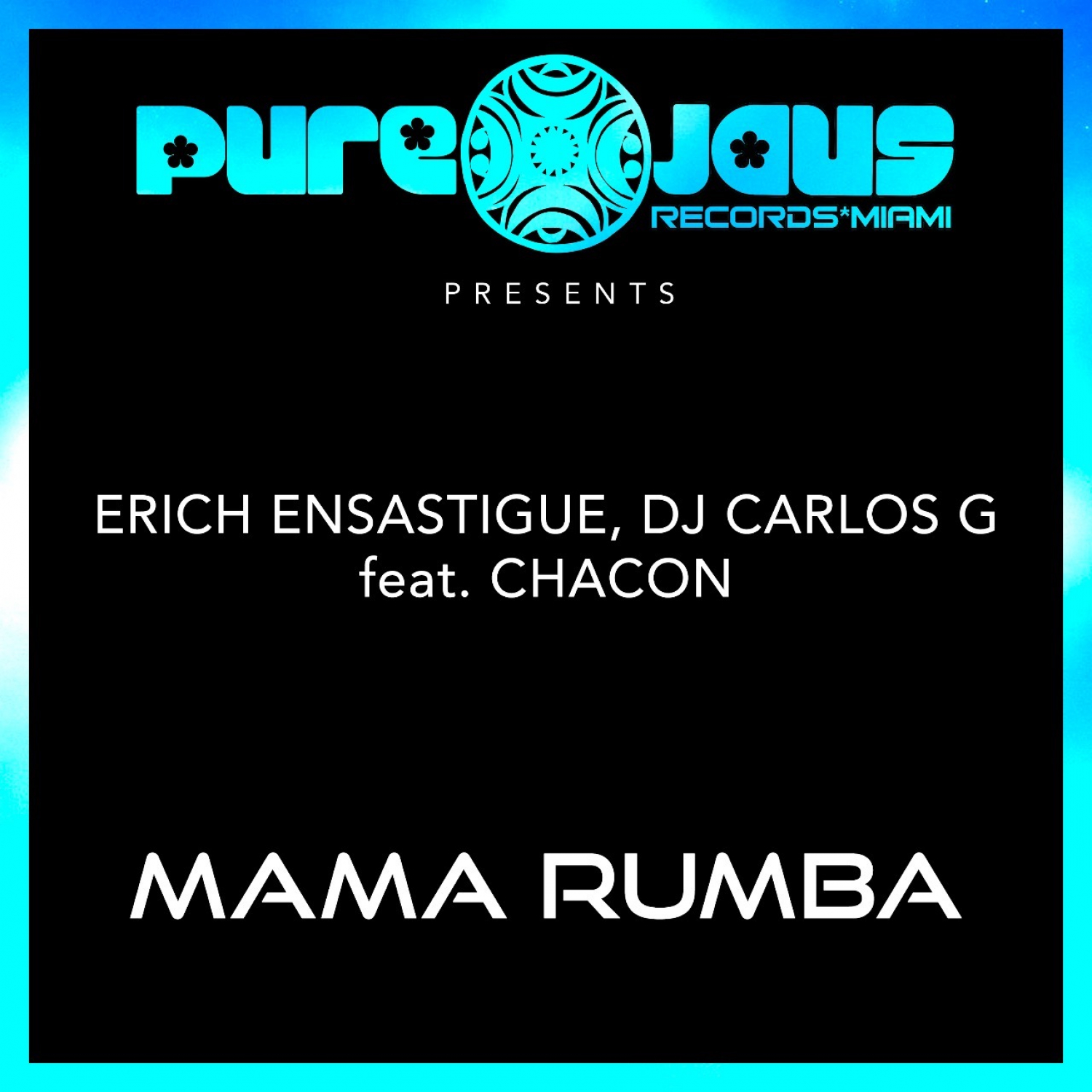 Erich Ensastigue & DJ CARLOS G - MAMA RUMBA (Original Mix)