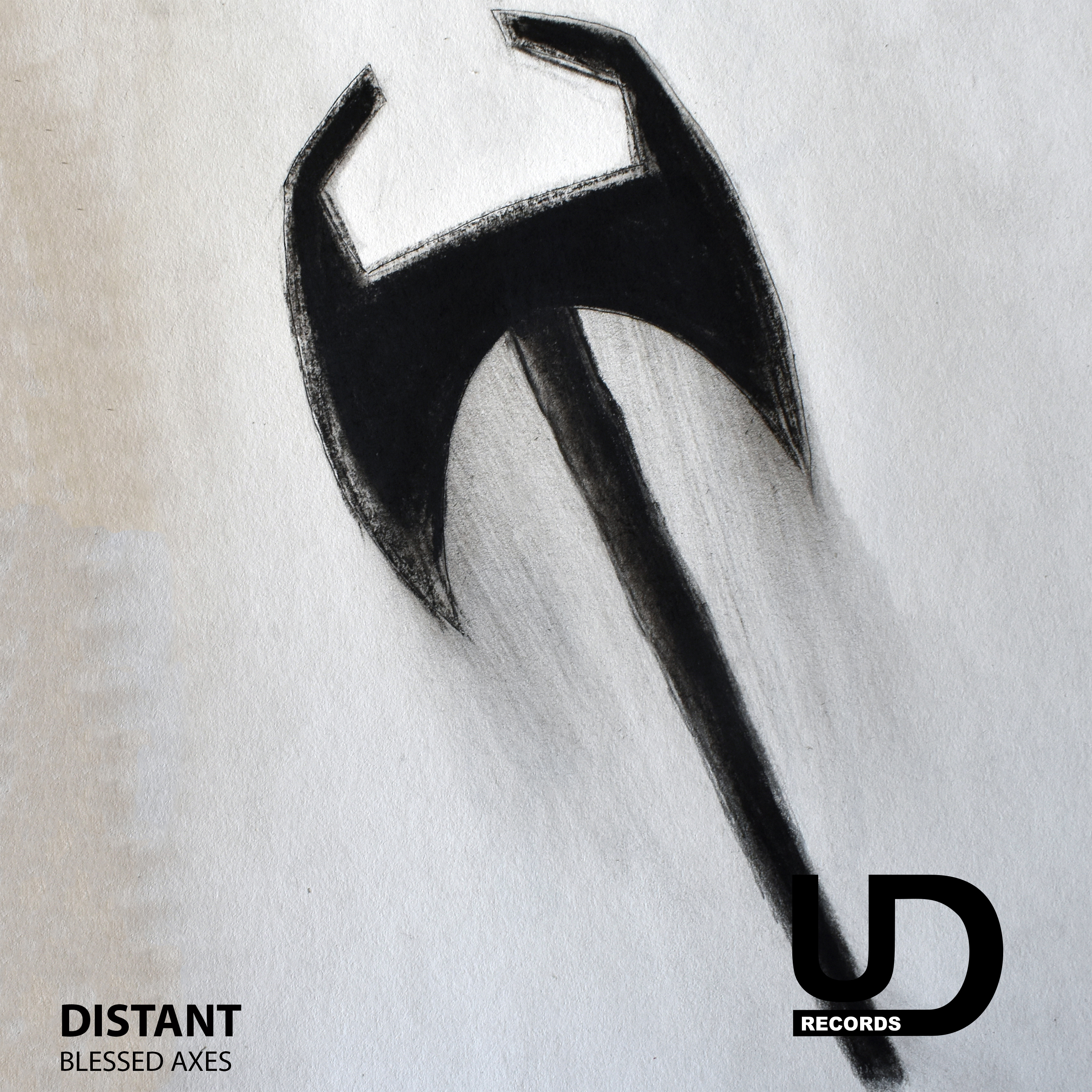 Distant - Blessed Axes (Original mix)