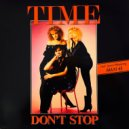 Time & George Aaron - Don\'t Stop (Instrumental)