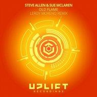 Steve Allen & Sue McLaren - Old Flame (Leroy Moreno Extended Remix)