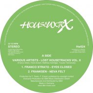 Franco Strato - Eyes Closed  (Original Mix)