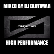 Dj Dur1mar  - High Performance mix (Dnb Squad Podcast 01)