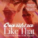 Crazibiza, Jerome Robins, MC Flipside - Like That (Slideback Remix)