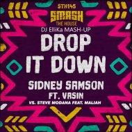 Sidney Samson Feat. Vasin Vs. Steve Modana Feat. Maliah - Drop it Down (Dj Ellika, Elina Karavaeva Mash Up)
