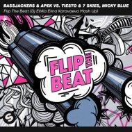 Bassjackers & Apek Vs. Tiesto & 7 Skies, Micky Blue - Flip the Beat (Dj Ellika Mash Up)