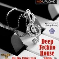 DJ Da Vinci - Deep Techno House (Mix 2020)