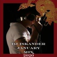 DJ Iskander - (Junuary Mix).2020 (Mix)