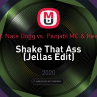 Eminem ft. Nate Dogg vs. Panjabi MC & Kees Sjansen - Shake That Ass (Jellas Edit)