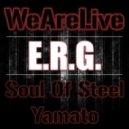 E.R.G. - Soul of Steel  (Original Mix)