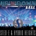Dj Sted-E & Hybrid Heights feat. D.O.S.E. - Up N\' Down  (Original Dub Mix)