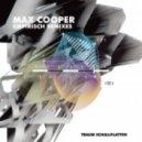 Max Cooper - Echoes Reality  (Moonbeam Remix)