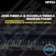 Manolo Ribera, Jose Ribera - Broken Piano  (Original Mix)