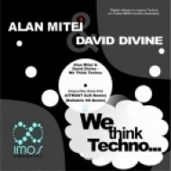 David Divine & Alan Mitei - WWe Think Techno  (Utmost DJs Remix)