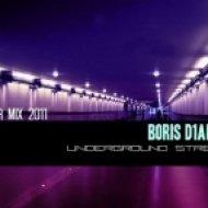 DJ Boris D1AMOND - Underground  Streams 2.0 ()