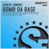 Carlos Jimenez - Bomb Da Base  (Ruralist Kidz Remix)