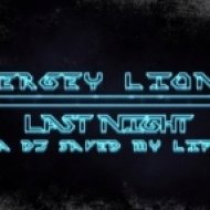 Sergey Lione - Tonite  (Original Mix)