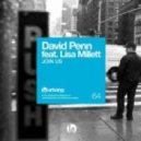 David Penn feat. Lisa Millett - Join Us  (Soulful Mix)