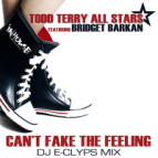 Todd Terry All Stars - Cant Fake the Feeling  (DJ E-Clyps Beats)
